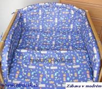 Krásny volánik pod matrac - Jahôdka