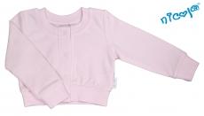 Dojčenské bolerko Nicol, Paula - růžové, veľ. 98
