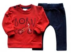 1519a3ce61e4c Topánočky / capáčky YO! Dráčik - tm. ružové, veľ. 6 - 12 m. 4.39€ · K-Baby  Tepláková súprava Born Cool - červená/granát, veľ. 98