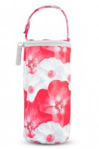 Canpol Babies Termoobal na dojčenskú fľašu  - Kvety