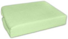 Baby Nellys Jersey plachta do kočíka 75 x 35 - zelená