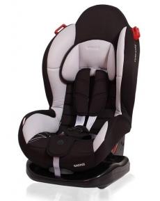 Autosedačka Coto Baby Swing 9-25kg, 2020 - šedá