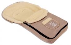Multifunkčný fusak Vlna 4v1 Baby Nellys ® - béžový