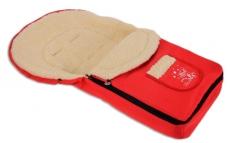 Multifunkčný fusak Vlna 4v1 Baby Nellys ® - červený