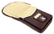 Multifunkčný fusak Vlna 4v1 Baby Nellys ® - hnedý