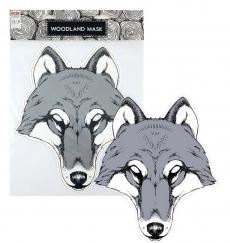 Rappa Maska papierová, vlk