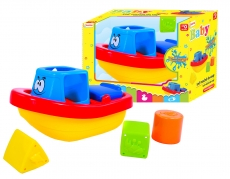 Rappa Vkladačka loď do vody
