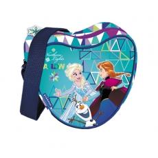 Taška na rameno srdce Frozen - Ľadové kráľovstvo