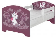 Detská postel Disney - MARIE