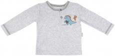 Bavlnené tričko / polo Mamatti DINO