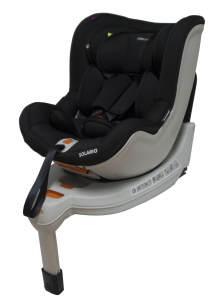 Coto Baby Autosedačka Solario - 0-18 kg čierna