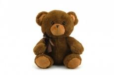 Medvedík plyš 40cm asst 2 farby