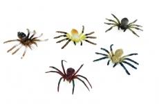 Pavúky, 5 ks v sáčku