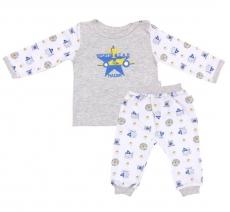 Bavlnené pyžamko Four