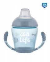 Nevylévací hrnček Sea Life - modrá 7de2c6c1f0