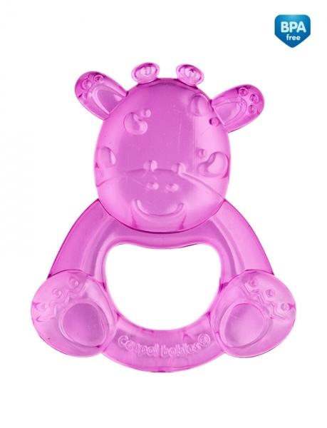Hryzátko vodné Žirafka - ružová