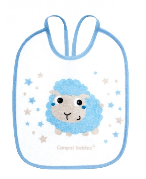 Podbradníky Canpol Babies 3ks - Bunny&Company