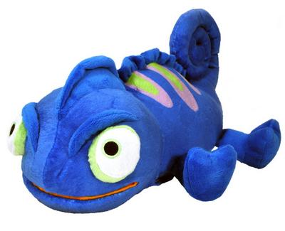 Plyšová hračka - Svietiace chameleón Charley