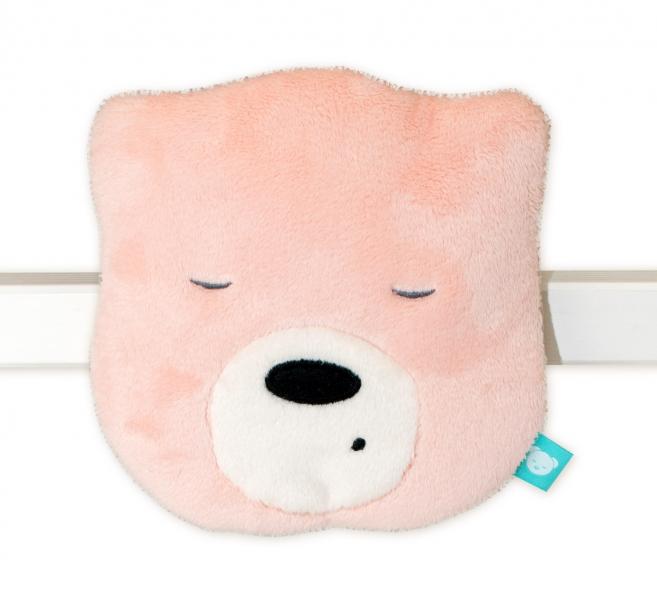 Szumisie Mini šumiaci Macko - hlava - sv. růžová