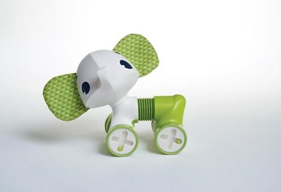 Tiny Love Interaktivní hračka18cm, Srloník Samuel