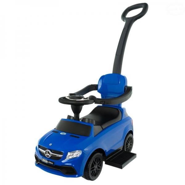 Euro Baby Odrážadlo, odrážadlo Mercedes Benz - modré  D19
