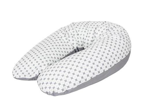 Ceba Dojčiaci vankúš - relaxačná poduška Cebuška Physio Multi - Romby