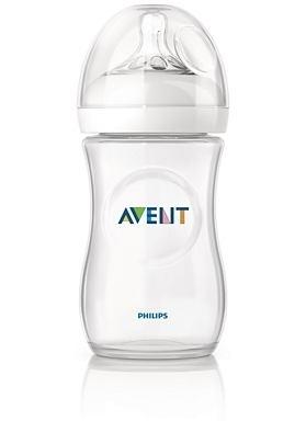Dojčenská fľaša Natural Avent 260 ml