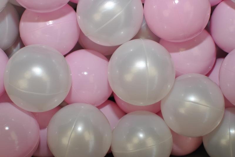 NELLYS Náhradné balóniky do bazéna - 200 ks, mix X