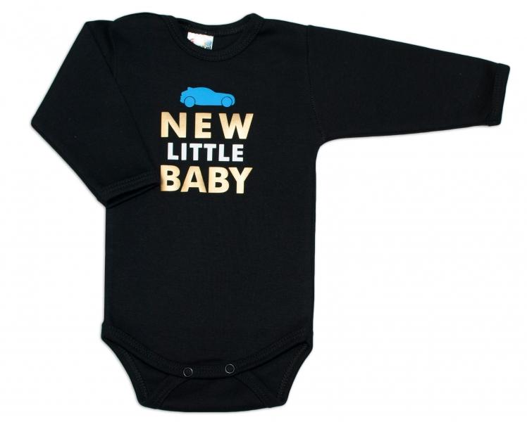 Body dlhý rukáv Dejna New little Baby - Boy, veľ. 68
