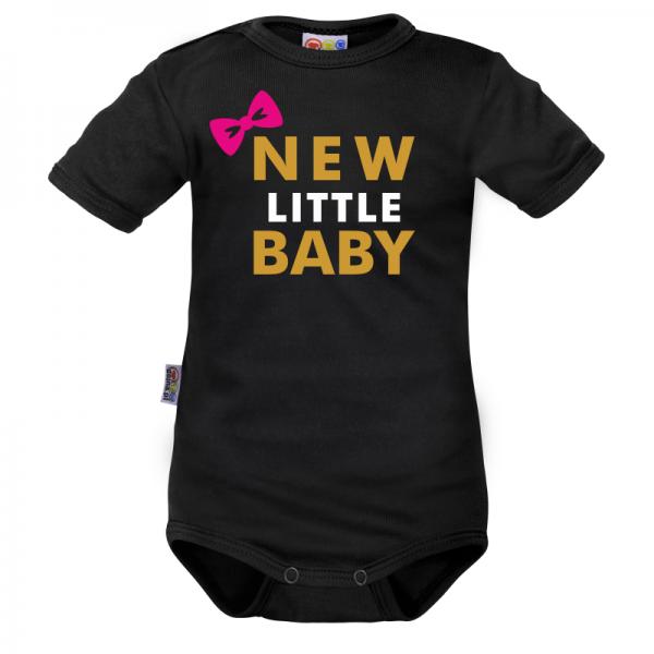 Body krátký rukáv Dejna New little Baby - Girl