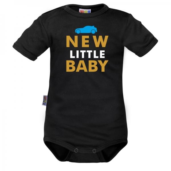 Body krátký rukáv Dejna New little Baby - Boy, veľ. 68-68 (4-6m)