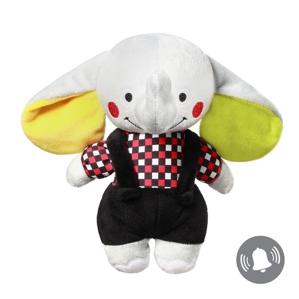 BabyOno Plyšová hračka Sloníča Andy, 21 cm