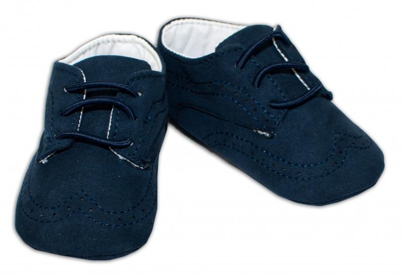 YO! Dojčenské topánky /capáčky prešívané - granátové-0/6 měsíců