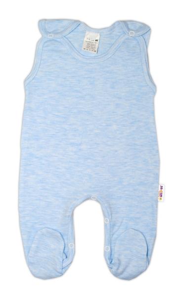 Dojčenská chlapčenská sada dupačiek Baby Nellys ® - 3 ks, veľ. 68