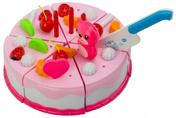 Narodeninová torta Wanyida Toys - 80 dielikov