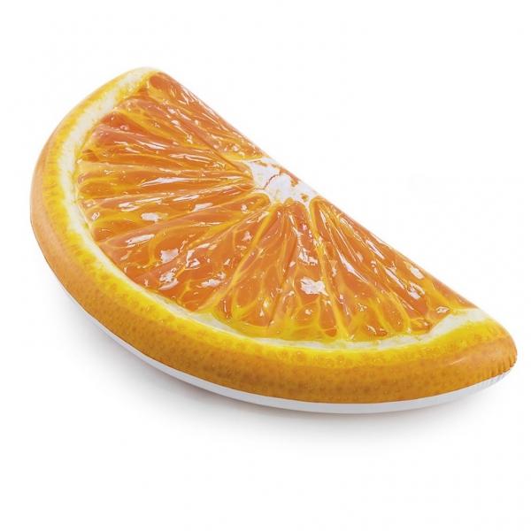 Nafukovacie lehátko plátok pomaranča 178 x 85 cm