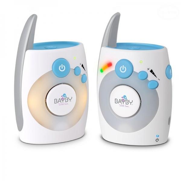 Bayby digitálna bezdrôtová audio pestúnka