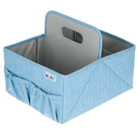 Prenosný organizér Akuku - modrý