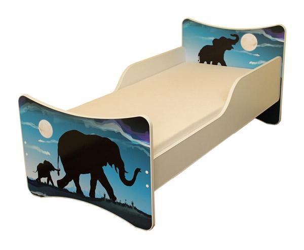 Detská posteľ Afrika