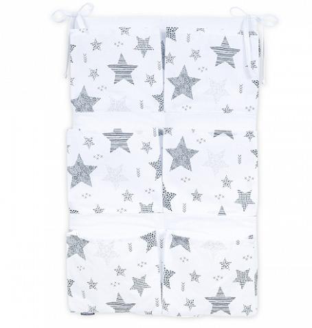 Mamo Tato Vreckár 40 x 65 cm - Starmix sivý
