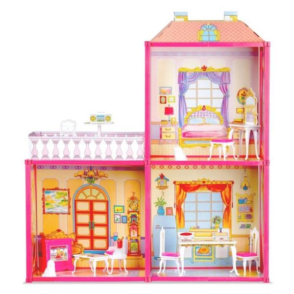 Domček pre bábiky s vybavením