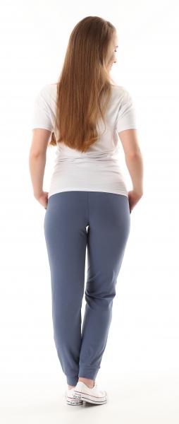 Tehotenské nohavice/tepláky Gregx, Vigo s vreckami - jeans