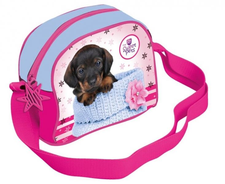 Taška cez rameno The Sweet Pets - psík