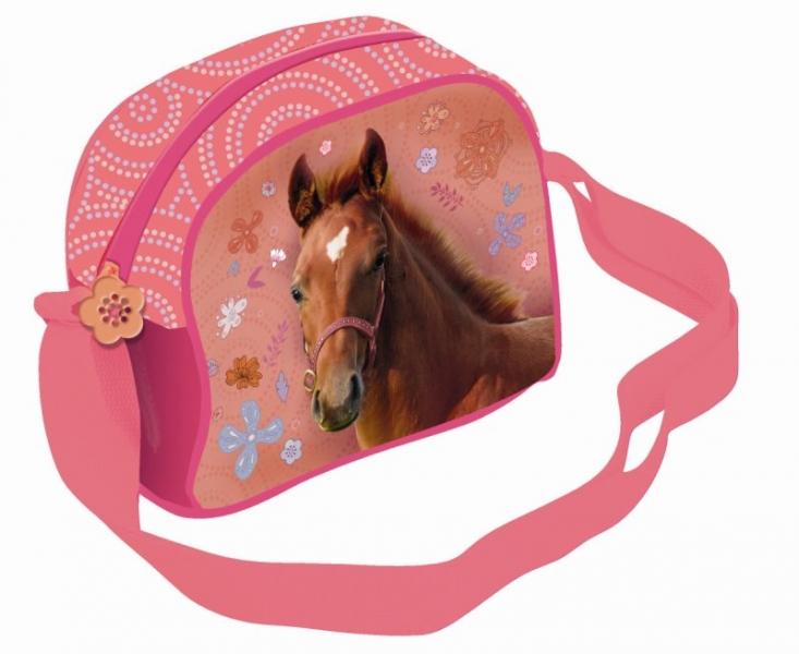 Taška cez rameno Nice and Pretty kôň.