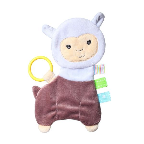 BabyOno Šuštiace maznáčik - Flat Alpaca Lilian