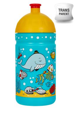 R&B Mědílek s.r.o. Zdravá fľaša - 0.5l - Morský svet