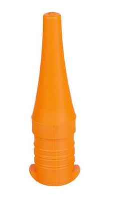 R & B Mědílek s.r.o. Hubice, náustok ku Zdravé fľaši - oranžová