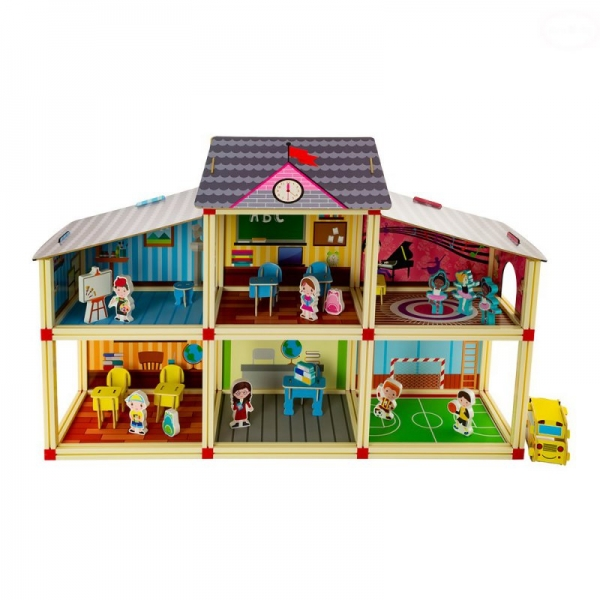 Euro Baby Škola pre bábiky