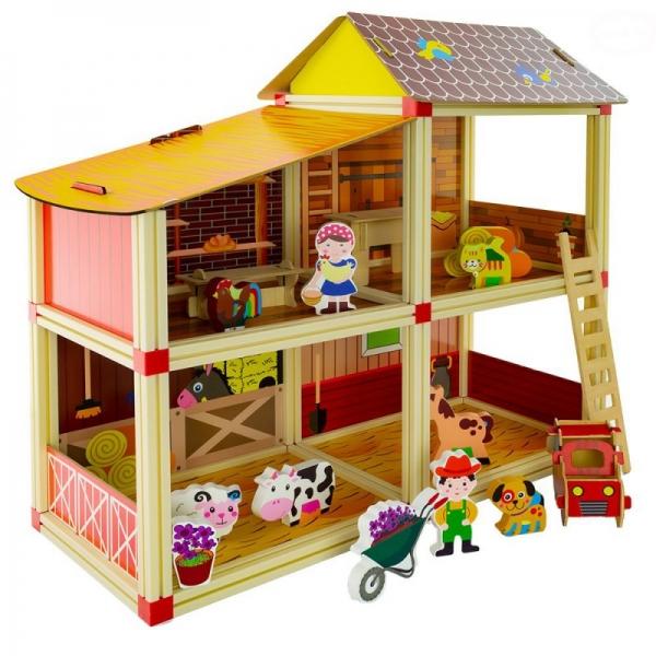Euro Baby Farma pre bábiky