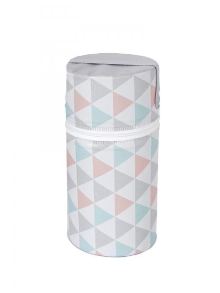 Termoobal / termobox Ceba Mini - Trojúholníky